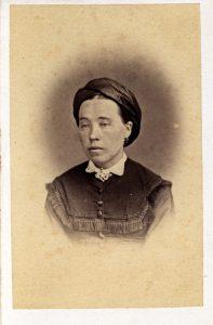 Anna Nilsdotter, Rise (1846-82) Bilden tillhör Ruth Jönses