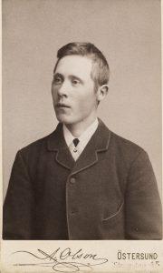 Nils Jonsson, Rise (1866-1934) Bilden tillhör Ruth Jönses